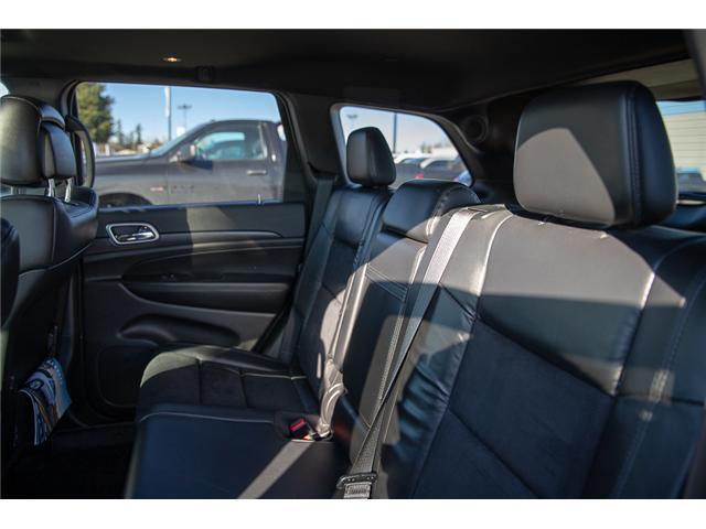 2018 Jeep Grand Cherokee Laredo (Stk: EE900800) in Surrey - Image 13 of 26