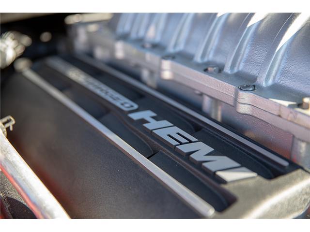2018 Dodge Challenger SRT Demon (Stk: EE900970) in Surrey - Image 8 of 30