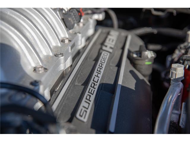 2018 Dodge Challenger SRT Demon (Stk: EE900970) in Surrey - Image 9 of 30