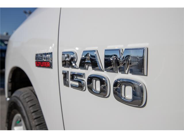 2017 RAM 1500 SLT (Stk: EE900990) in Surrey - Image 9 of 26