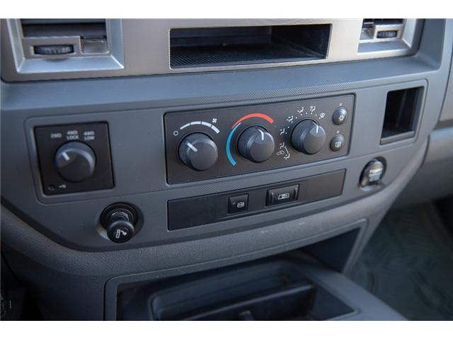 2008 Dodge Ram 3500 SLT (Stk: J118835A) in Surrey - Image 24 of 26