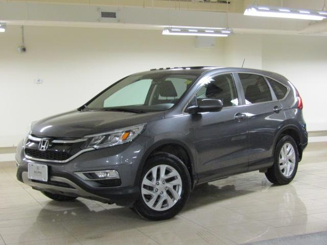 2016 Honda CR-V EX (Stk: M12196A) in Toronto - Image 1 of 31