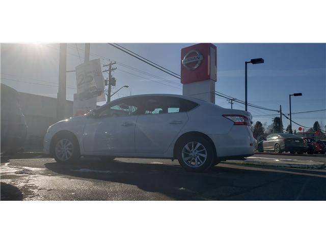 2015 Nissan Sentra  (Stk: 8V2155B) in Duncan - Image 2 of 3