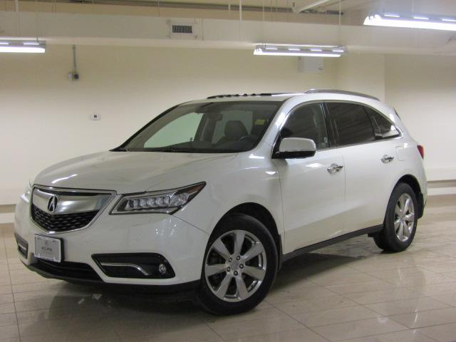 2016 Acura MDX Elite Package (Stk: M12396A) in Toronto - Image 1 of 34