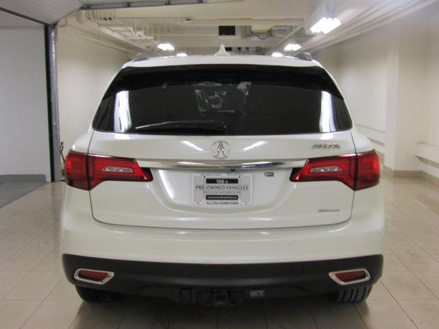 2016 Acura MDX Elite Package (Stk: M12396A) in Toronto - Image 4 of 34