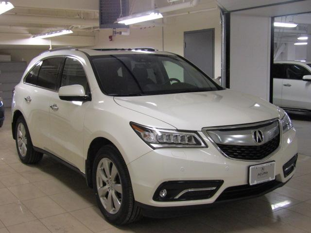 2016 Acura MDX Elite Package (Stk: M12396A) in Toronto - Image 7 of 34