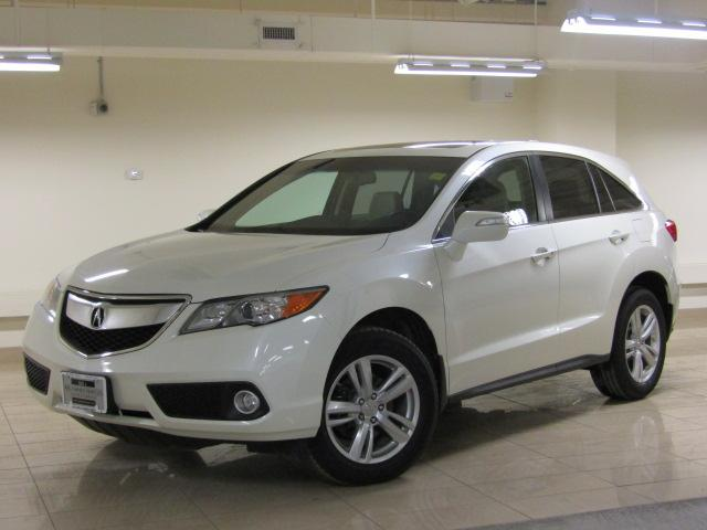 2015 Acura RDX Base (Stk: M12512A) in Toronto - Image 1 of 28