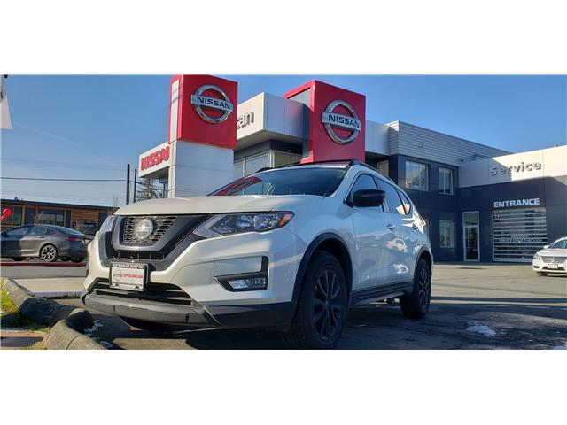 2018 Nissan Rogue SV (Stk: 9A4755A) in Duncan - Image 1 of 3
