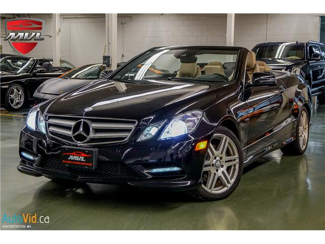 2012 Mercedes-Benz E-Class Base (Stk: ) in Oakville - Image 1 of 36