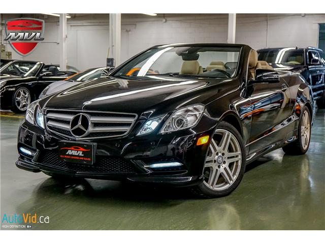 2012 Mercedes-Benz E-Class Base (Stk: ) in Oakville - Image 2 of 36