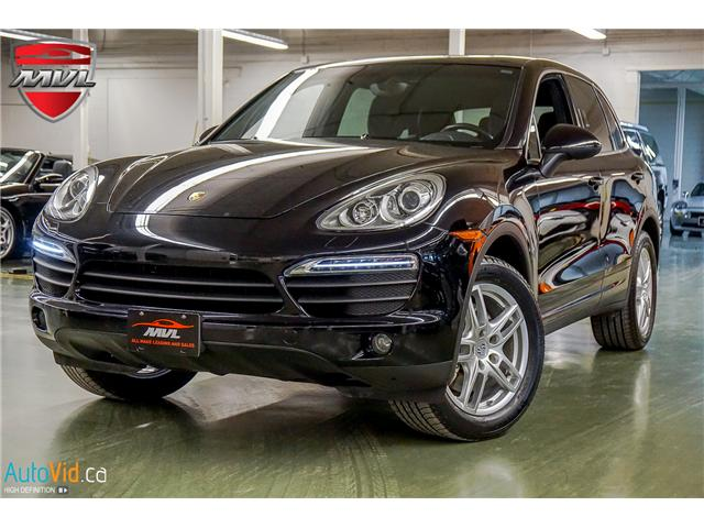 2012 Porsche Cayenne S (Stk: ) in Oakville - Image 1 of 37