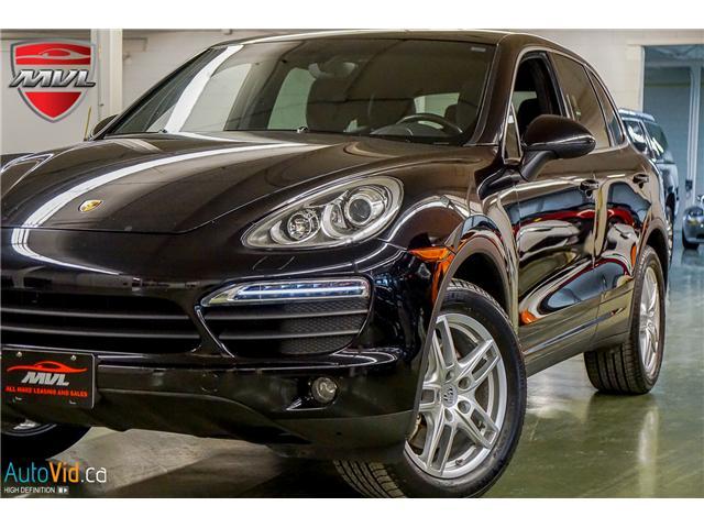 2012 Porsche Cayenne S (Stk: ) in Oakville - Image 2 of 37