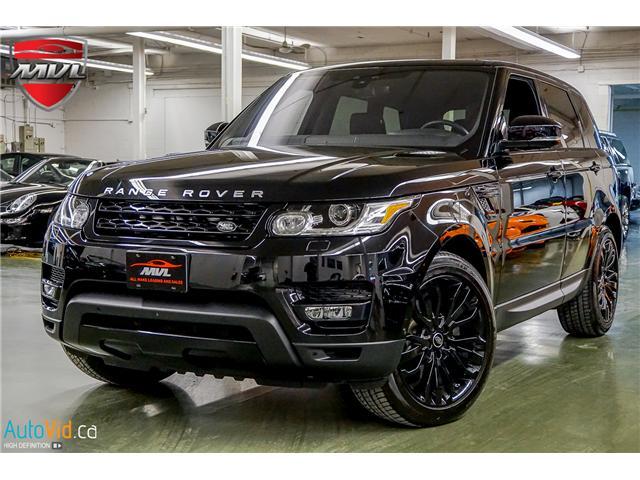 2017 Land Rover Range Rover Sport DIESEL Td6 HSE (Stk: ) in Oakville - Image 2 of 44