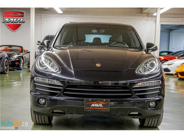 2012 Porsche Cayenne S -SALE PENDING- PCM W/NAV, 19