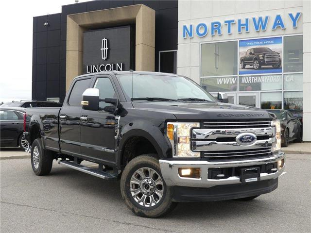 2017 Ford F-250 | LARIAT | 6.7L V-8 | 4X4 | PANOROOF | (Stk: F272677) in Brantford - Image 2 of 27