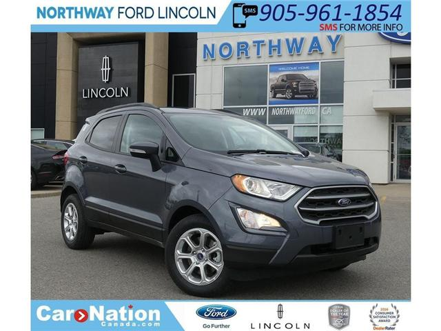 2018 Ford EcoSport | SE | 2.0L I-4 | AWD | SUNROOF | (Stk: ES88414) in Brantford - Image 1 of 23