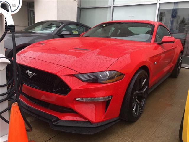 2019 Ford Mustang - (Stk: MU99801) in Brantford - Image 1 of 4