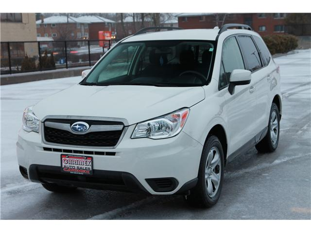 2016 Subaru Forester 2.5i (Stk: 1901019) in Waterloo - Image 1 of 25