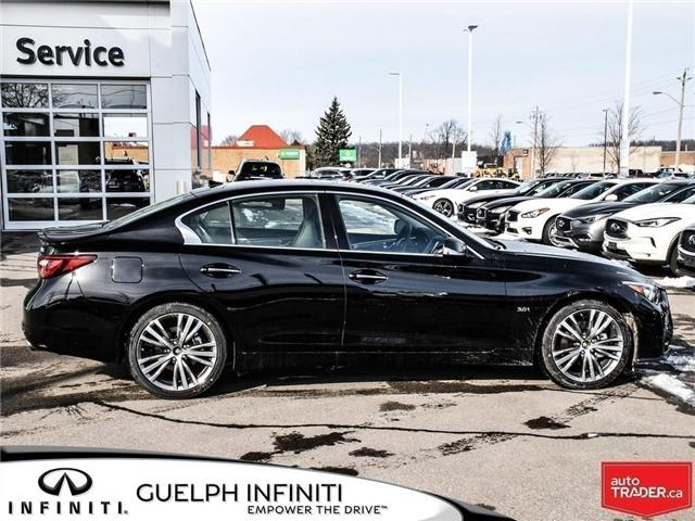 2019 Infiniti Q50 3.0t Signature Edition (Stk: I6841) in Guelph - Image 3 of 21