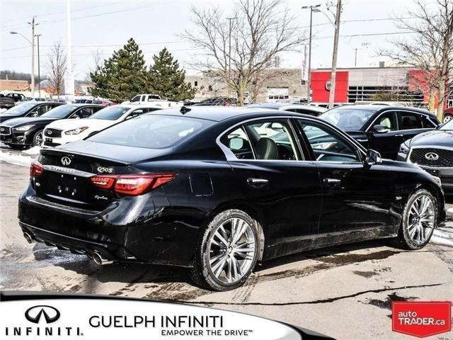 2019 Infiniti Q50 3.0t Signature Edition (Stk: I6841) in Guelph - Image 4 of 21