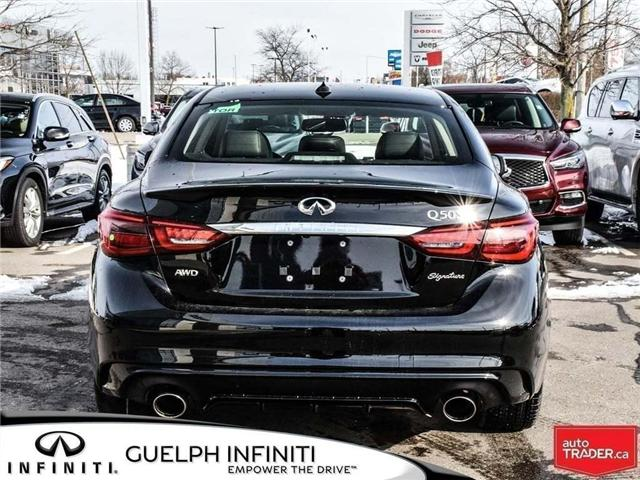 2019 Infiniti Q50 3.0t Signature Edition (Stk: I6841) in Guelph - Image 5 of 21