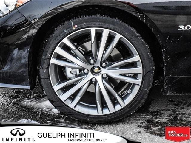 2019 Infiniti Q50 3.0t Signature Edition (Stk: I6841) in Guelph - Image 8 of 21