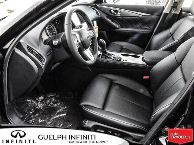 2019 Infiniti Q50 3.0t Signature Edition (Stk: I6841) in Guelph - Image 12 of 21