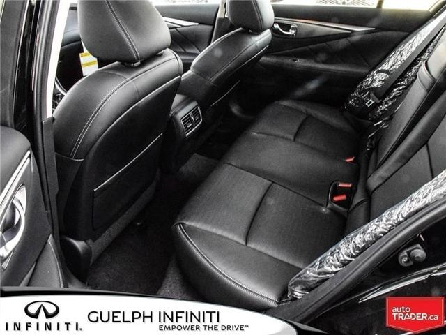 2019 Infiniti Q50 3.0t Signature Edition (Stk: I6841) in Guelph - Image 13 of 21