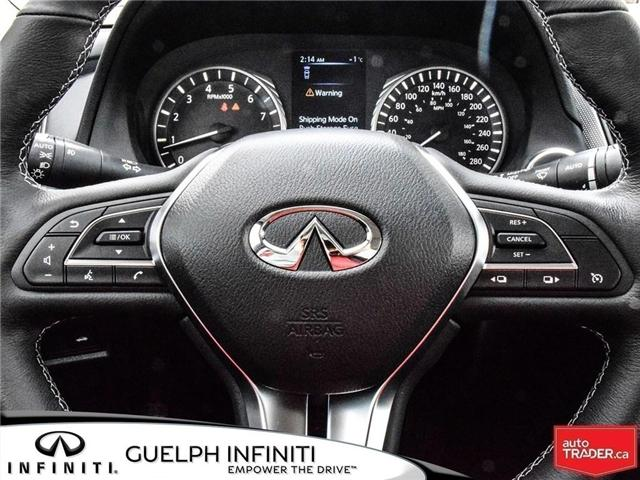 2019 Infiniti Q50 3.0t Signature Edition (Stk: I6841) in Guelph - Image 19 of 21