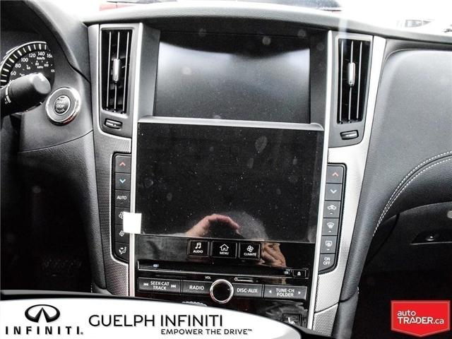 2019 Infiniti Q50 3.0t Signature Edition (Stk: I6841) in Guelph - Image 20 of 21