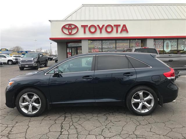 2016 Toyota Venza Base V6 (Stk: P0054510) in Cambridge - Image 1 of 14