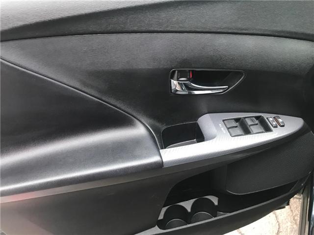 2016 Toyota Venza Base V6 (Stk: P0054510) in Cambridge - Image 11 of 14