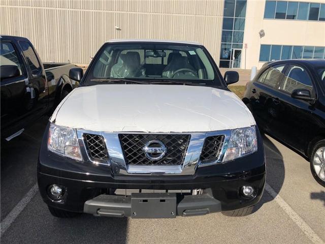 2019 Nissan Frontier SV (Stk: Y4001) in Burlington - Image 2 of 5