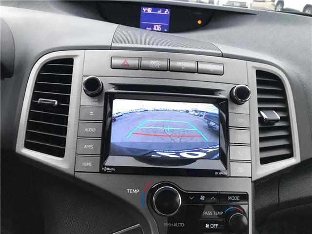 2016 Toyota Venza Base V6 (Stk: P0054510) in Cambridge - Image 13 of 14