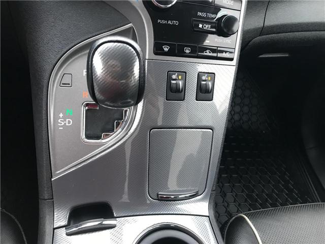 2016 Toyota Venza Base V6 (Stk: P0054510) in Cambridge - Image 14 of 14