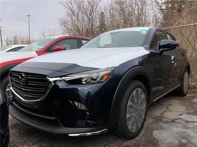 2019 Mazda CX-3 GT (Stk: 81282) in Toronto - Image 1 of 5