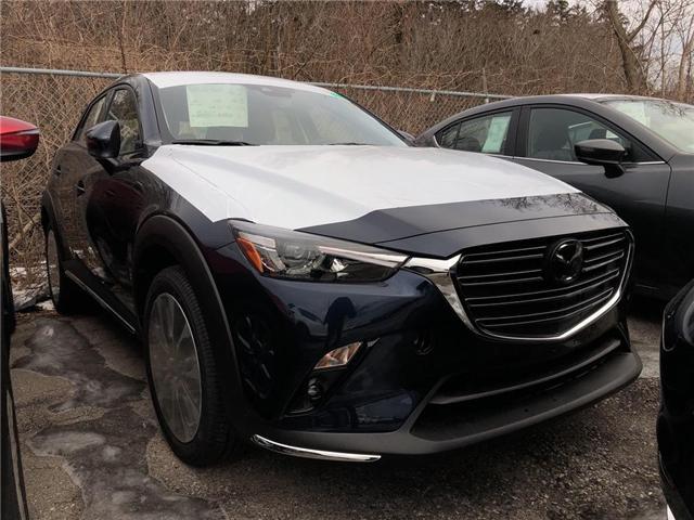 2019 Mazda CX-3 GT (Stk: 81282) in Toronto - Image 2 of 5