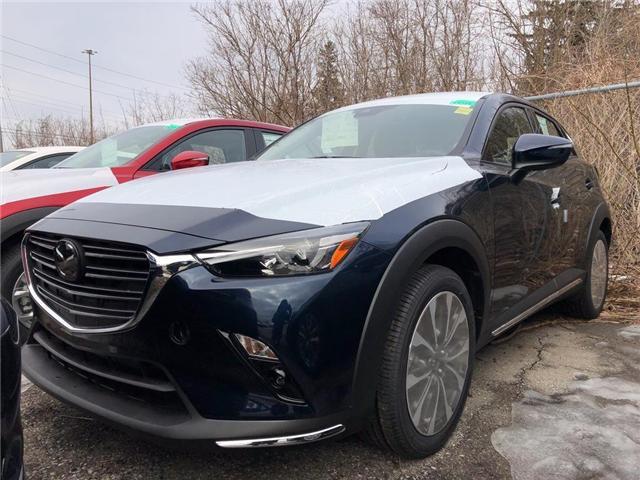 2019 Mazda CX-3 GT (Stk: 81282) in Toronto - Image 3 of 5