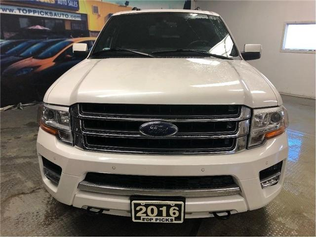 2016 Ford Expedition Max Limited (Stk: f02844) in NORTH BAY - Image 2 of 30