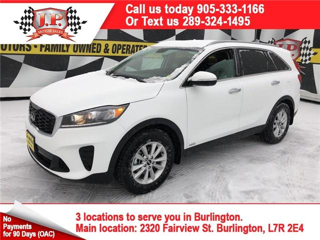2019 Kia Sorento 2.4L LX (Stk: 46206r) in Burlington - Image 1 of 24