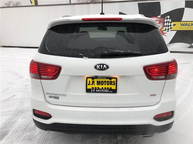 2019 Kia Sorento 2.4L LX (Stk: 46206r) in Burlington - Image 7 of 24
