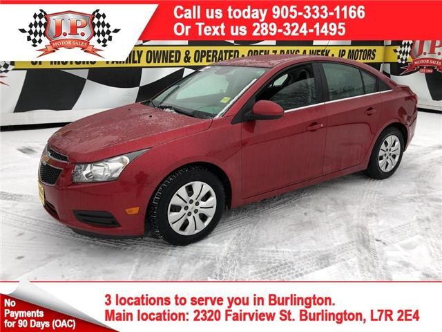 2014 Chevrolet Cruze 1LT (Stk: 46227) in Burlington - Image 1 of 24