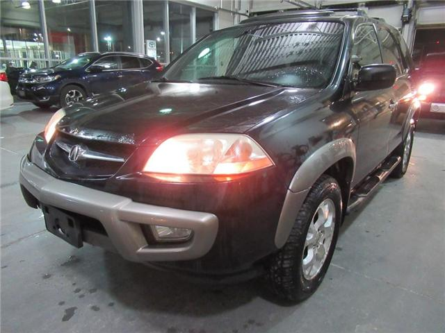2001 Acura MDX 3.5L, Heated LEATHER Seats! (Stk: 8503248A) in Brampton - Image 1 of 21