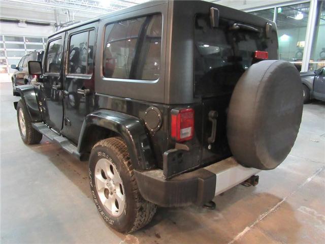 2014 Jeep Wrangler Unlimited Sahara (Stk: 503898A) in Brampton - Image 2 of 21