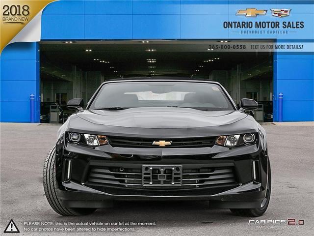 2018 Chevrolet Camaro 1LT (Stk: 8157562) in Oshawa - Image 2 of 19