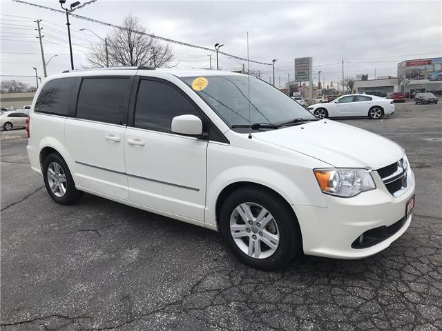 2013 Dodge Grand Caravan Crew (Stk: 44318A) in Windsor - Image 1 of 11