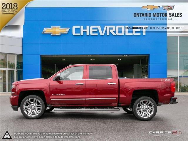 2018 Chevrolet Silverado 1500 2LZ (Stk: T8527400) in Oshawa - Image 2 of 14
