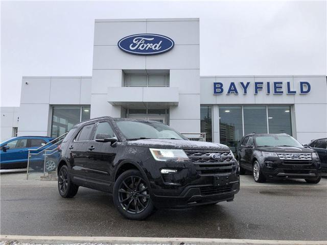 2019 Ford Explorer XLT (Stk: EX19076) in Barrie - Image 1 of 28