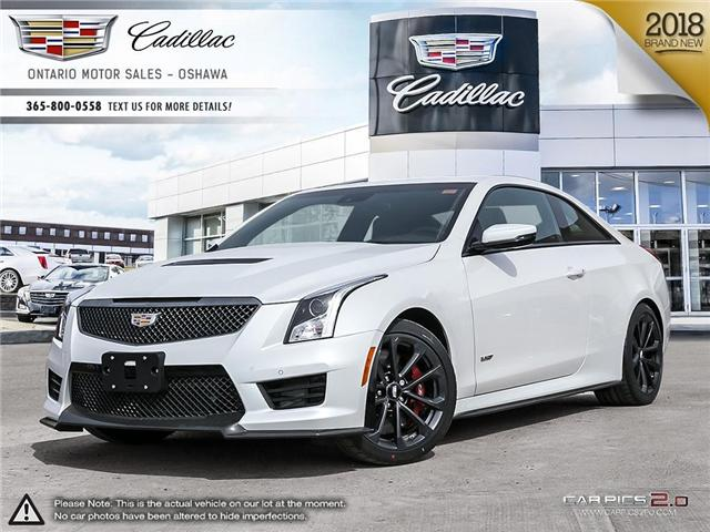 2018 Cadillac ATS-V Base (Stk: 8157888) in Oshawa - Image 1 of 29