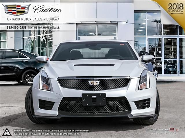 2018 Cadillac ATS-V Base (Stk: 8157888) in Oshawa - Image 2 of 29